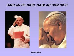 NATURALEZA Y DINAMISMO DE LA VIDA ESPIRITUAL