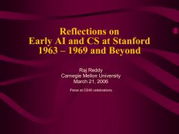 Stanford CS40