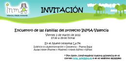 Diapositiva 1 - Portada - INMA, Infancia y Medio Ambiente