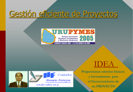 Dar las gracias al orador - Estudio Cr. Horacio Ferreyra