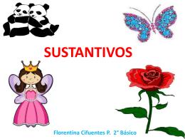 SUSTANTIVOS COLECTIVOS