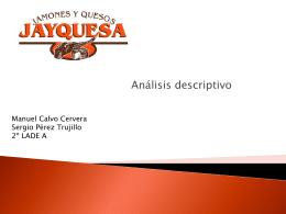JAYQUESA, S.L.