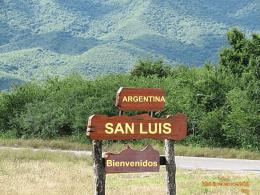 SAN LUIS - ARGENTINA-