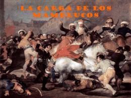La carga de los mamelucos - Sociedad Iberoamericana de