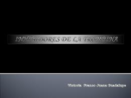 31_INHIBIDORES DE LA TROMBINA