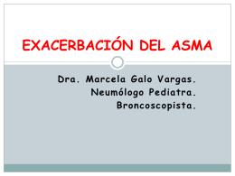 EXACERBACIONES DEL ASMA