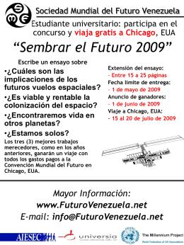 Sociedad Mundial Futuro Venezuela