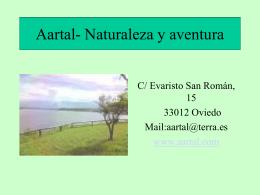 Aartal- Naturaleza y aventura