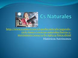 Cs Naturales