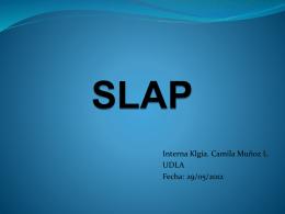 SLAP - Kinex