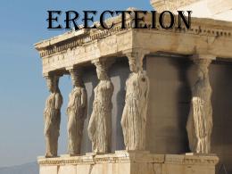 Erecteion