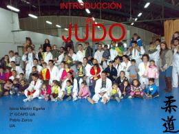 EL JUDO - RUA: Principal