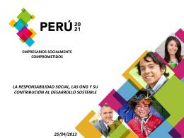 Presentacion Peru 2021