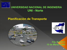 UNIVERSIDAD NACIONAL DE INGENIERIA FACULTAD DE …