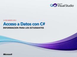 Acceso - Msc.Ing.Leonel Martinez | SITIO DE TECNOLOGIA …