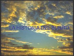 LA HISTORIA DEL BURRO - Capacitacion de personal