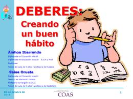 Diapositiva 1 - ESCUELA DE FAMILIAS