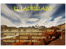 EL LADRILLAZO
