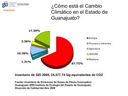 Diapositiva 1 - gto | COCLIMA