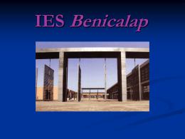 IES Benicalap