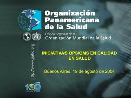 www.calidadensalud.org.ar