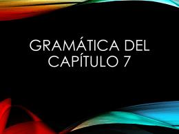C. 7 gramatica