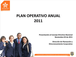 Diapositiva 1 - Servicio Nacional de Aprendizaje SENA