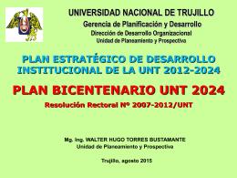 Diapositiva 1 - Universidad Nacional de Trujillo