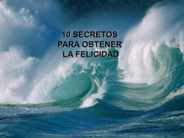 10 Secretos - FUNCOES, INC.