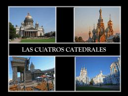 LAS CUATRO CATEDRALES-