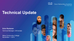 Real, Relevant, Surprising and Fresh: Cisco Brand