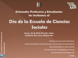 Diapositiva 1 - Ciencias Sociales