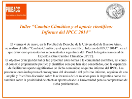 Diapositiva 1 - Universidad de Buenos Aires