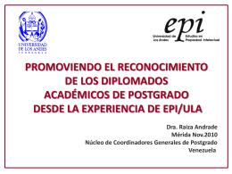 Diapositiva 1 - Unidad de Servidores / DTI-UCAB