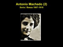 Antonio Machado (2)