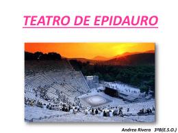 TEATRO DE EPIDAURO - Ciencias Soci@les | Blog de Dto
