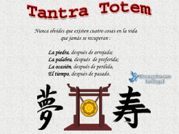 Tantra Chino