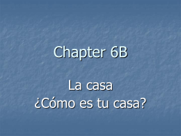 Chapter 6B