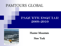 PAQUETE ESQUIAR 2006-2007