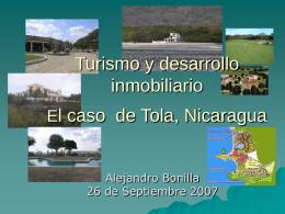 Proyecto Integrado Managua Periferia PROMAPER