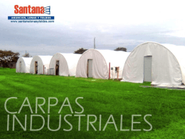 Diapositiva 1 - Santana Lonas y Toldos