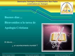 Diapositiva 1 - Presbiterio Peninsualr A.R.