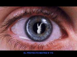 El Proyecto Matriz #YYY