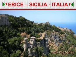 ERICE - SICILIA - ITALIA-