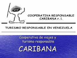 Cooperativa de turismo responsable
