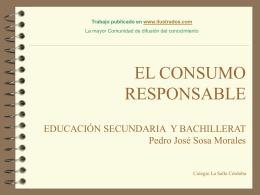 El consumo responsable I