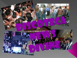 DISCOTECA NEWS DIVINE