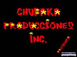 Chubaka Producciones Inc. - Powerpoints humor, Disfruta …