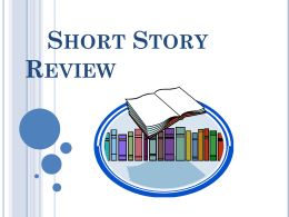 Short Story Review - Shelby County Schools