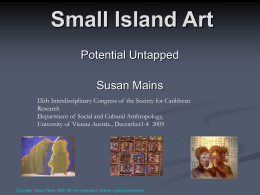 Small Island Art